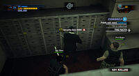 Dead rising Fortune City Bank vault security box 999