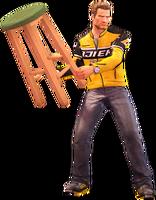 Dead rising stool holding