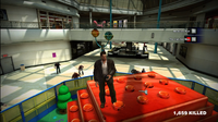 Dead rising submachine gun wonderland plaza