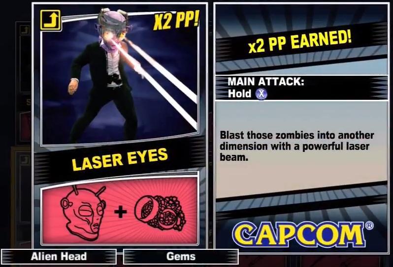 Laser Eyes Dead Rising Wiki Fandom
