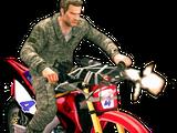 Machine Gun Bike