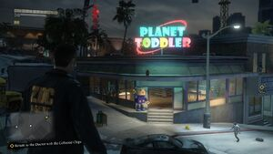 Planet Toddler DR3