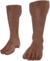 Dead rising Bare Feet