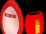 Protoman Blaster and Shield