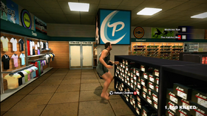 Dead rising clothing jasons bare feet