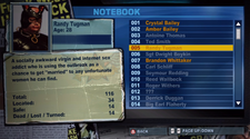 Randy Notebook OTR