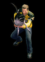 Dead rising swordfish combo (3)