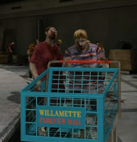 Dead rising shopping cart zombie (3)