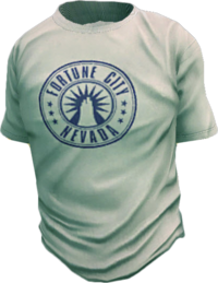 Dead rising Fortune City Gray Shirt
