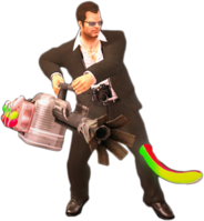 Dead rising Super Massager main