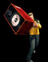 Dead rising speaker combo (3)