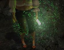 Isabela with pheremone