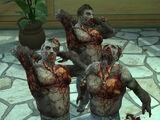 Gas Zombie