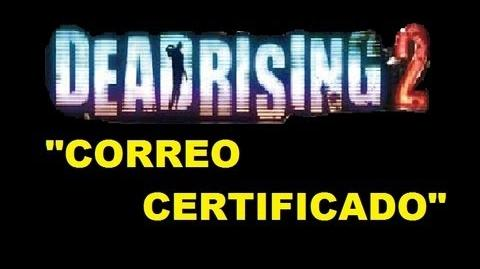 Entrega especial de ZOMBREX - Misión de Dead Rising 2