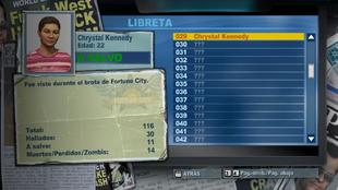 Off the Record - Libreta - Chrystal Kennedy