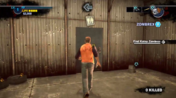 Dead rising 2 Case 0 safe house garage (5)