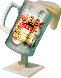 Dead rising Novelty Beer Mug