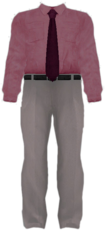 Dead rising Pink Paparazzi Outfit
