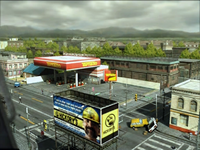 Dead rising main street beginning of game (8)