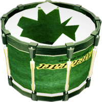 Dead rising Drum damaged