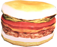 Dead rising Hamburger