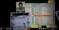 Dead rising julius notebook