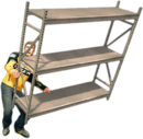Dead rising steel shelving main