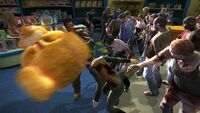 Dead rising stuffed bear childs play