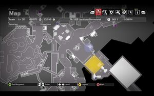B Reddy Panic Room Key Map