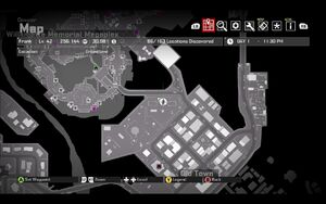 Cell Phone Bathroom Garrison Park Map