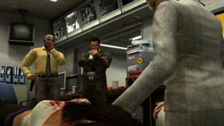 Dead rising case 5-2 transporting isabela (4)