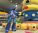 Mega Man Boots