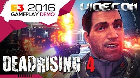 Dead Rising 4 Demo (Español) E3 2016 – 13 Minutos de Gameplay