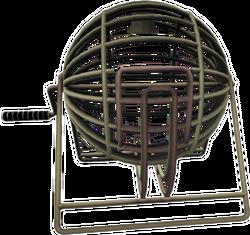 Dead rising Bingo Ball Cage