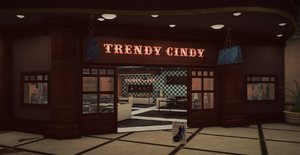 Dead rising Trendy Cindy