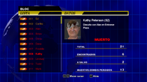 Kathy Peterson - Expediente