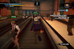 Dead Rising 2 Workers Compensation a