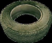 Dead rising Tire