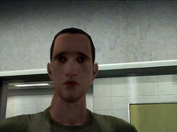 Dead rising survivors in security room (11)