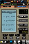 Survivors report