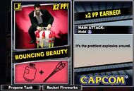 Dead rising 2 combo card Bouncing Beauty
