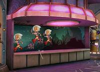 Dead rising URANUS ZONE Amusement park games (4)