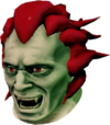 Dead rising Zombie Mask