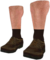 Dead rising unknown brown loafers