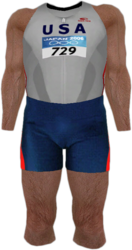 Dead rising USA Track Outfit