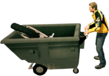 Dead rising utility cart main