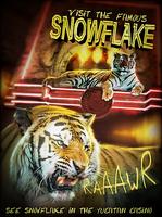 SnowflakePoster