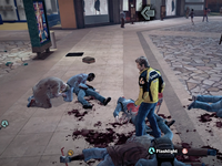 Dead rising 2 looters royal plaza (4)