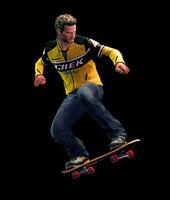 Dead rising skateboard (4)