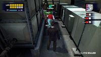Dead rising the hatchet man hostages escorting 6 rooftop